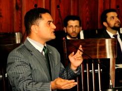 Reunião sobre Segurança Pública na Câmara Legislativa