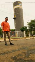 Vereador cobra SAAE sibre falta d'água em Santa Eudóxia