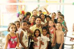 Evento Social com crianças em 2017