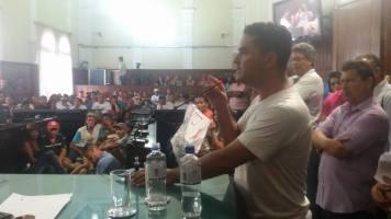 Audiência Pública sobre a situação dos trabalhadores e moradores do assentamento Capão das Antas