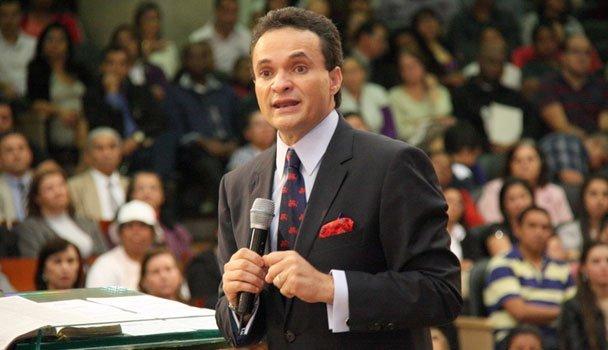 Reverendo Pastor Samuel Ferreira