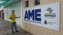 Moisés Lazarine pede abertura do AME