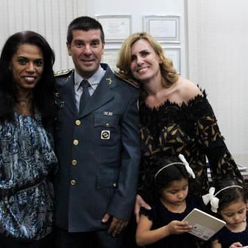 Entrega do Título de Cidadão Benemérito ao Major PM Jefferson Lopes Jorge - Dia 24/08/2017