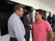 Lobbe Neto(Deputado Federal ) e Moisés Lazarine